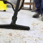 Обеспечиваем качественную уборку помещений после ремонта